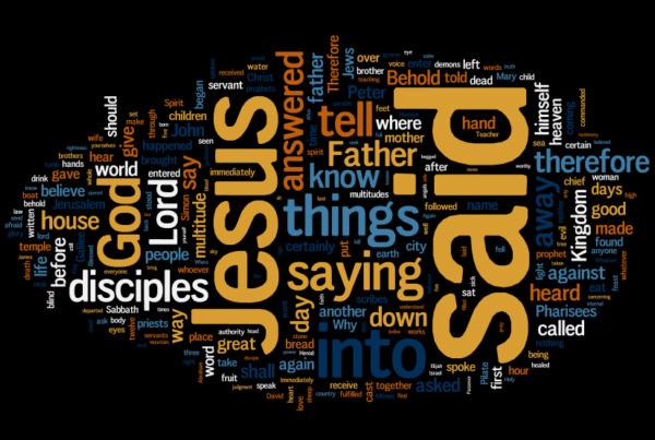 Gospel Wordle