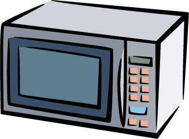 How to Hide a Microwave