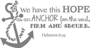 hebrews 6 19